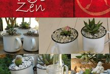 Pot Zen / Selection of interesting pots and things