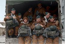 WWll infantry