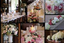 Pennyhill park wedding flowers