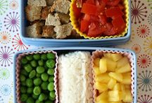Kids Lunch Ideas / Have the lunchbox come back empty!