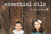 Essential Oils / by Rebekah Roberts
