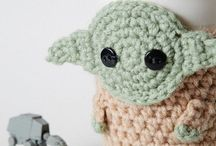crochet / 코바늘 대바늘 방안뜨기 등등 뜨개질