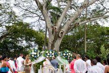 Ceremonias / Ceremonias civiles, cristianas, simbólicas, al aire libre