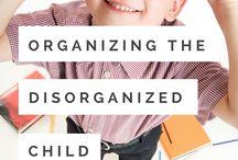 Organizing with ADD/ADHD