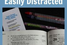 bible reading for easily distracted