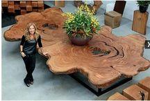 Metalwork + Woodwork