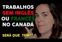 Emprego no Canada sem Ingles