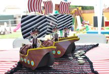 Pirate Birthday Party / by Melissa Dunn