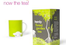 The Famous Herdy Mugs / Our wonderful range of brightly coloured mugs will brighten any tea time!