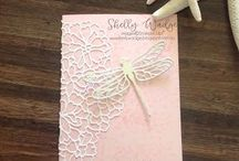 Dragonflies stampin up