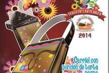 """Feria de las Flores. / """"Feria de las Flores"""" Mas que una flor, un jardín  porque la primavera llega a Medellín Encuentra la magia de la eterna primavera en La Abuela Isabel!!!"""