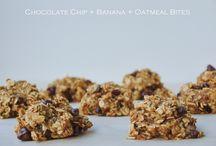 Snacks - Bars & Baked