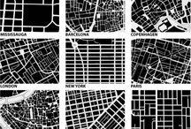 Psychogeographic maps