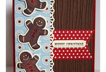 Christmas Gingerbread Cards