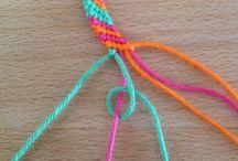 Bracelets fait maison hihi