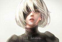 ゲーム/NieR:Automata