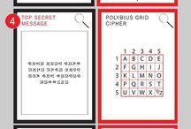 Code puzzles