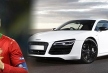 Footballers and their cars
