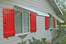 Awnings and Windows