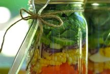 Mason Jars / by MaryAnn Masino