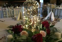 Centerpieces by I Do Events / Our centerpiece options are endless as we are always creating fresh and new ideas.
