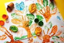 art with kids 1,5-3 y.o.