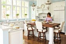 Dream Kitchens / kitchens, kitchens and more awesome kitchens <3 / by Rent-O-Matic!
