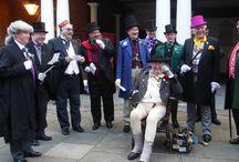 Rochester Dickens festival (Dickensian steampunk)