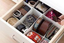 Storage/cupboards
