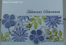 SU; Secret Garden cards