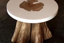 Hjemmelagd bord