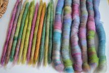 Dye Yarn 001