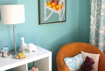 guest room color ideas / by Jacki Roberts