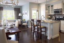 My kinda living room / Ideas for house