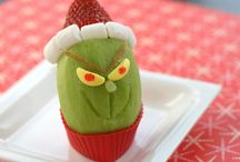 Christmas treats / by Stephanie Mathison