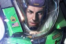 Characters: astronauts