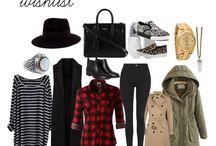 My Fashion / Mostly my wishlists.