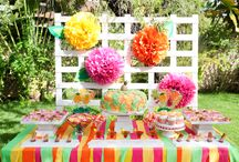 Mexican Fiesta Wedding
