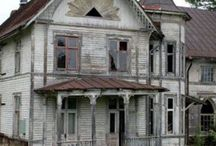 Dead buildings
