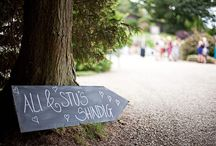 Marquee - Outdoor Wedding / by Shhh