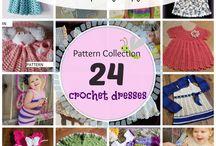 Crochet Dress Patterns