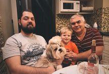 Instagram Согласие и примирение с собаками и дедами