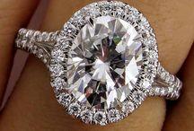 Diamond Pave Halo
