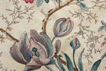 Принты текстиль