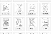 Bible Colouring pictures