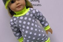 doll's clothing /nuken vaatteet