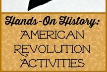 History: American  for Homeschool / Homeschool American History | unschooling | lesson plans, activities, projects, research, articles | all grades and ages