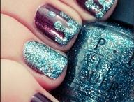 Glittery stuff!!