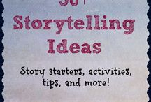 Reading ideas/activities