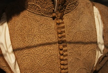Mens doublet 17th century
